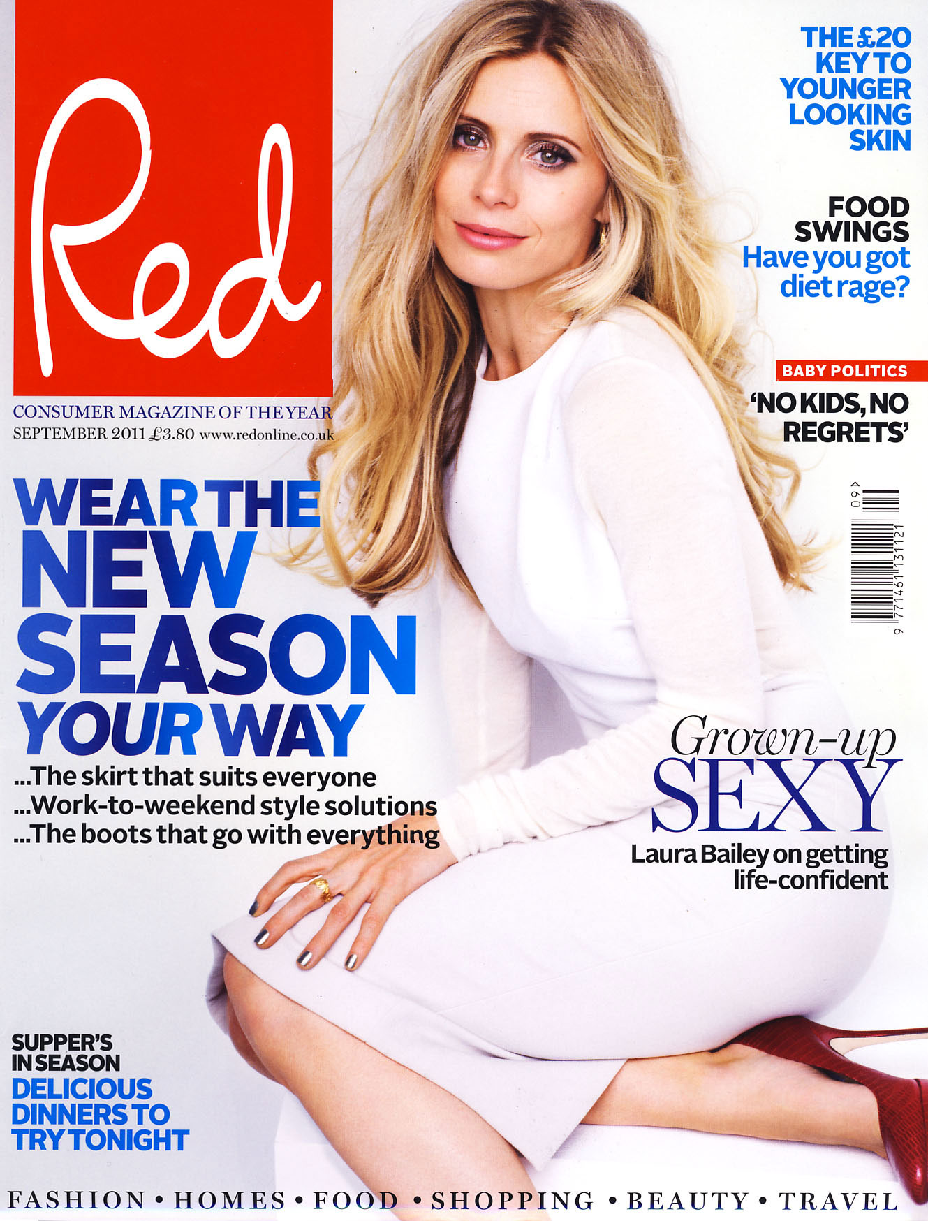 Red Magazine <br> September 2011