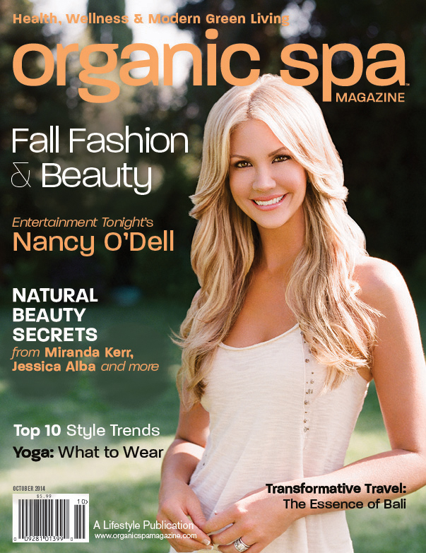 Organic Spa Magazine <br />October 2014