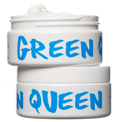 GREEN QUEEN - Blue Chamomile