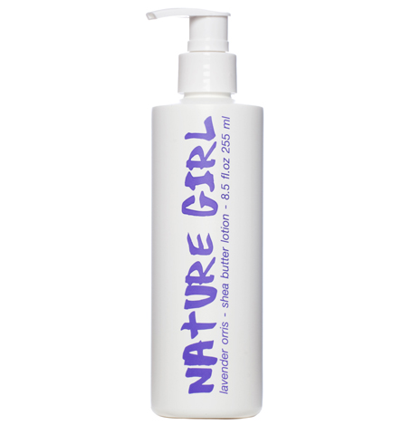 Shea Butter Lotion - Lavender Orris