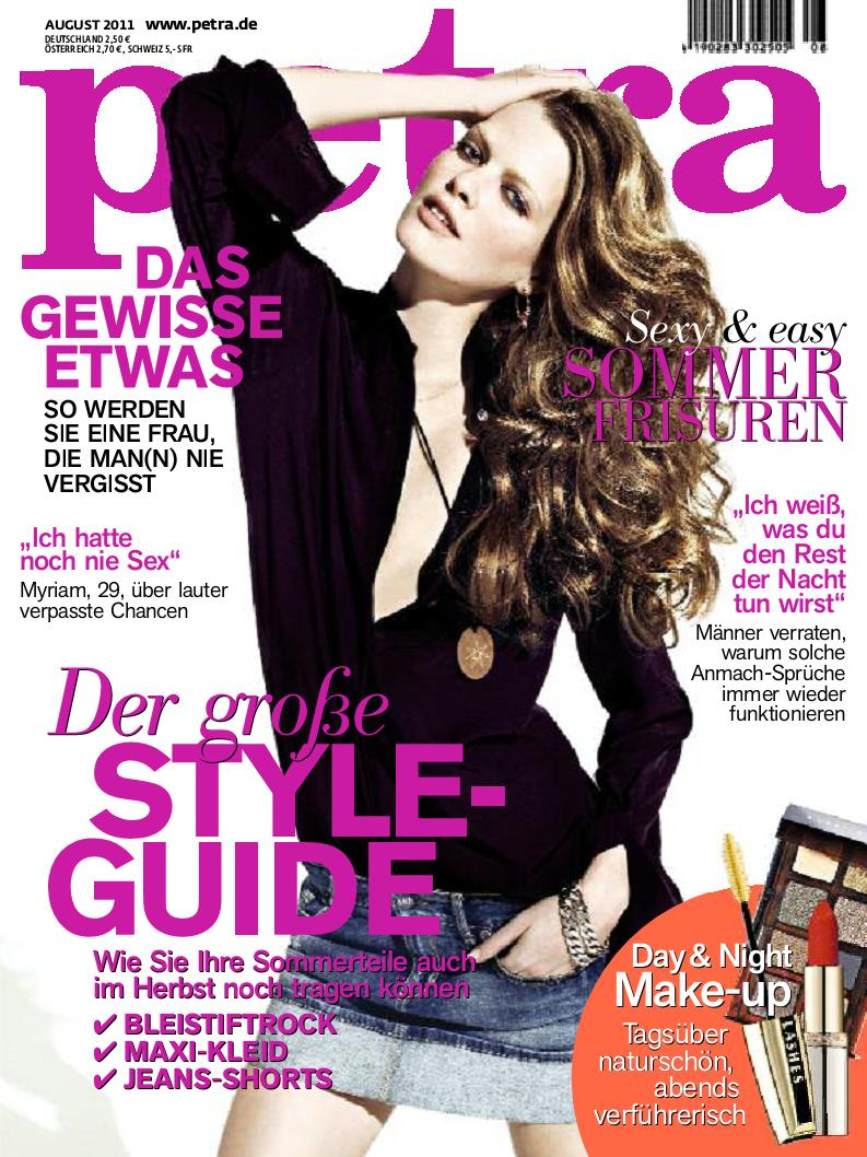 Petra Magazine <br> August 2011