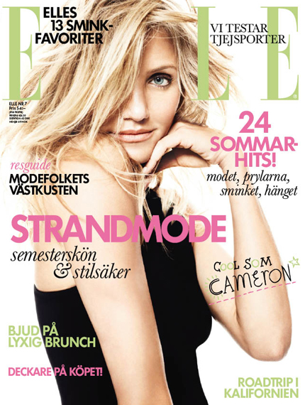 Swedish ELLE <br> June 2011