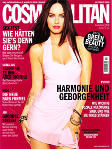 Cosmopolitan Germany <br>November 2009
