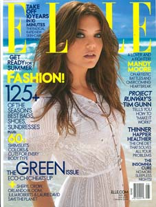ELLE <br> May 2007