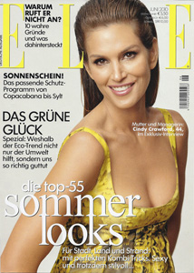 German ELLE <br> May 2010