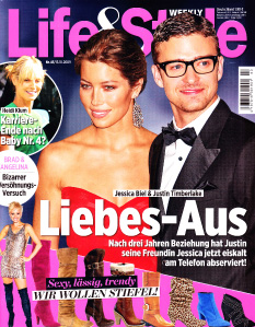 Life &amp; Style Germany <br>November 2009