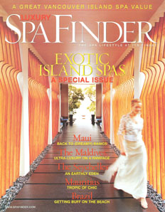 Luxury Spa Finder<br> March/April 2006