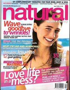 Natural Health & Beauty <br> April 2006