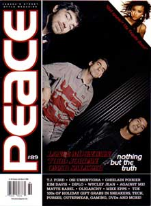 Peace Magazine <br> March 2008