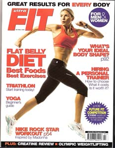 Ultra Fit <br> April 2006