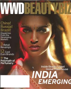WWD Beauty Biz <br> May 2006